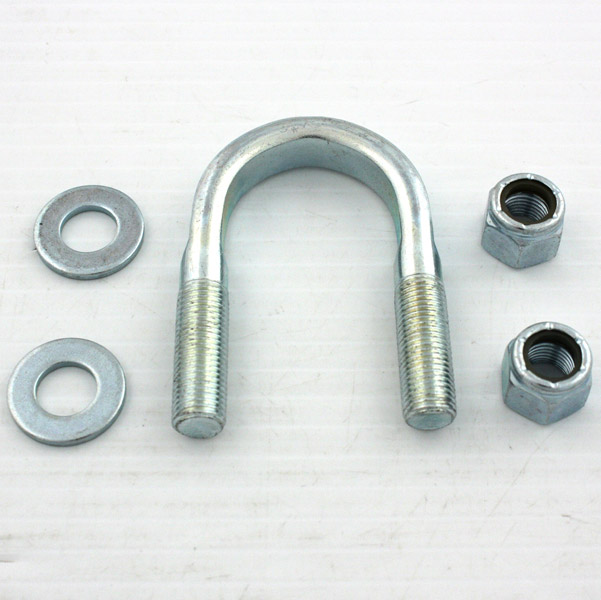 V twin manufacturing clamp bracket u bolt j p