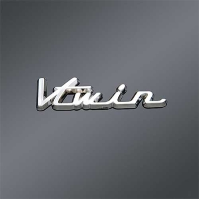V-Twin Fender and Saddlebag Emblem