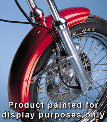 J&P Cycles® Early Style Shortened Custom Front Fender