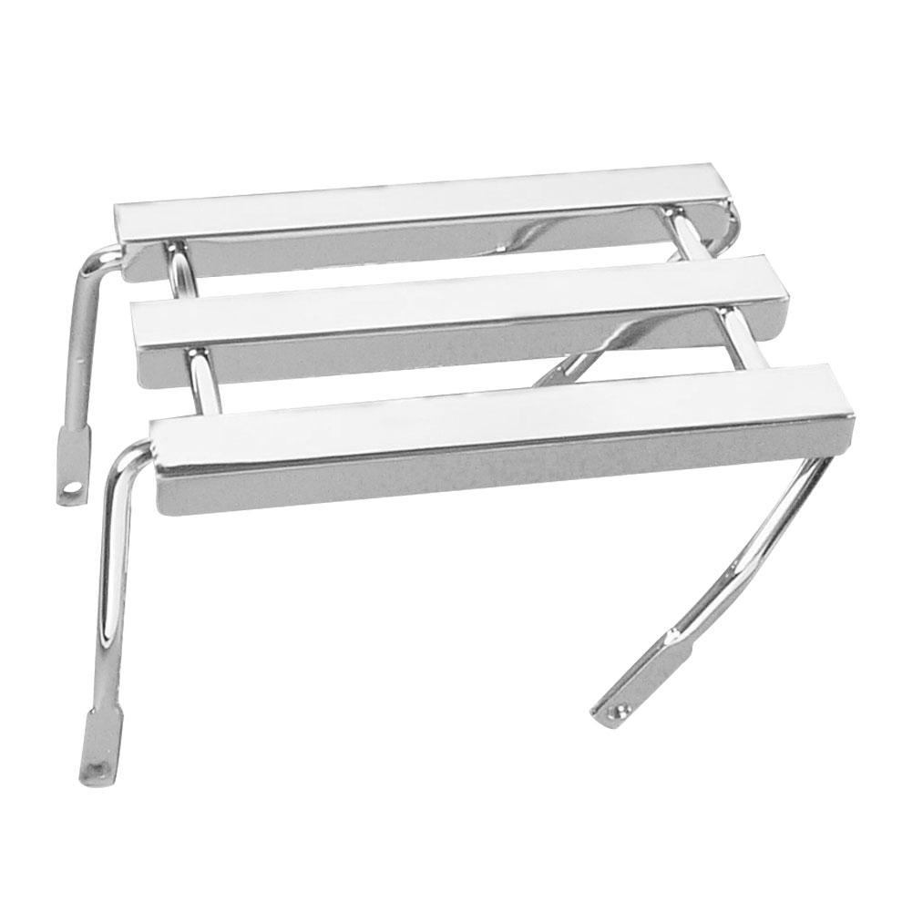J&P Cycles® 3 Channel Luggage Rack