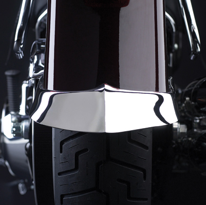 National Cycle Rear Chrome Fender Tip