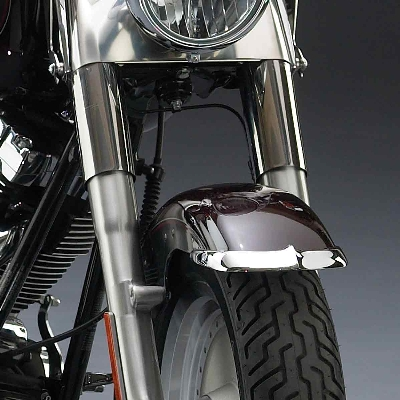 National Cycle Front Chrome Fender Tip