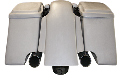 Sumax Glide Rear Fender