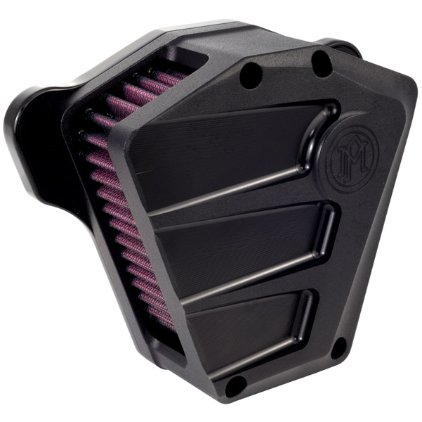 Performance Machine Scallop Air Cleaner Black Ops