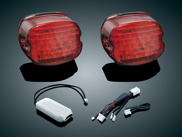 Kuryakyn Rear Lighting Kit for Trikes