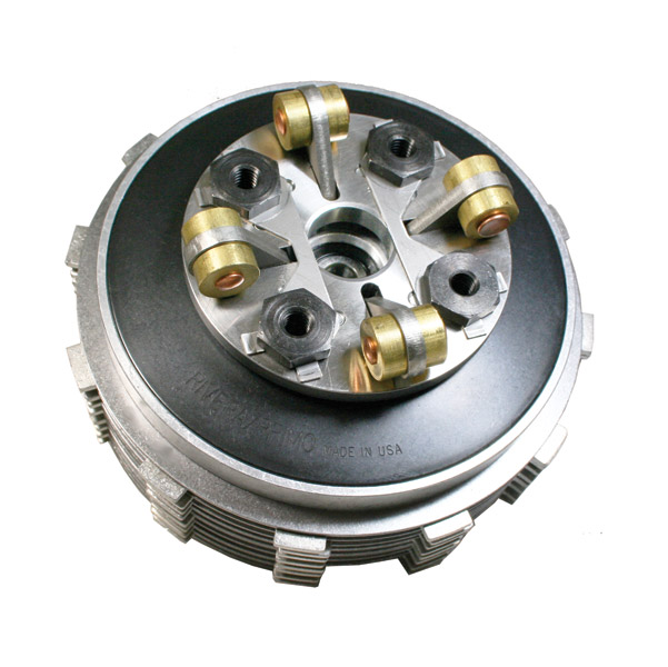 Rivera Primo Pro-Clutch Kits with Variable Clutch Assist for H-D Hydraulic Clutch