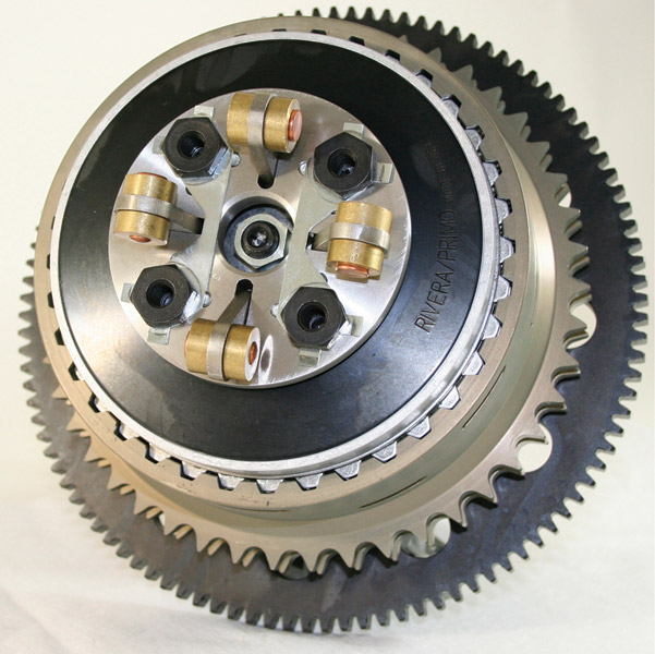Rivera Primo Pro-Clutch Kit with TPP Variable Clutch Assist