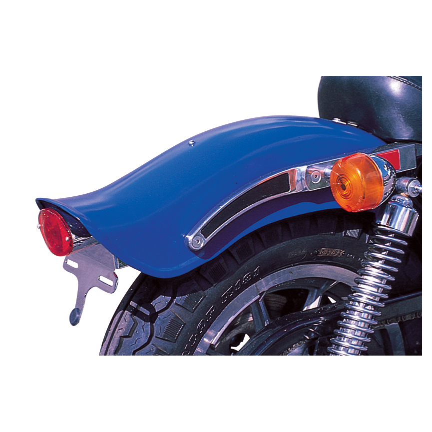 J&P Cycles® Sport Bob Rear Fender Kit