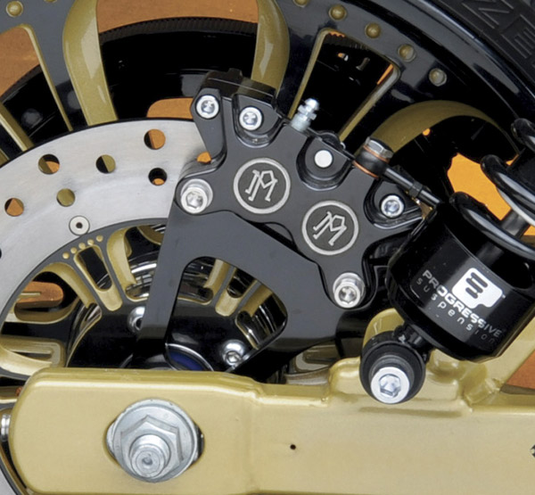 Performance Machine Rear Caliper Kit