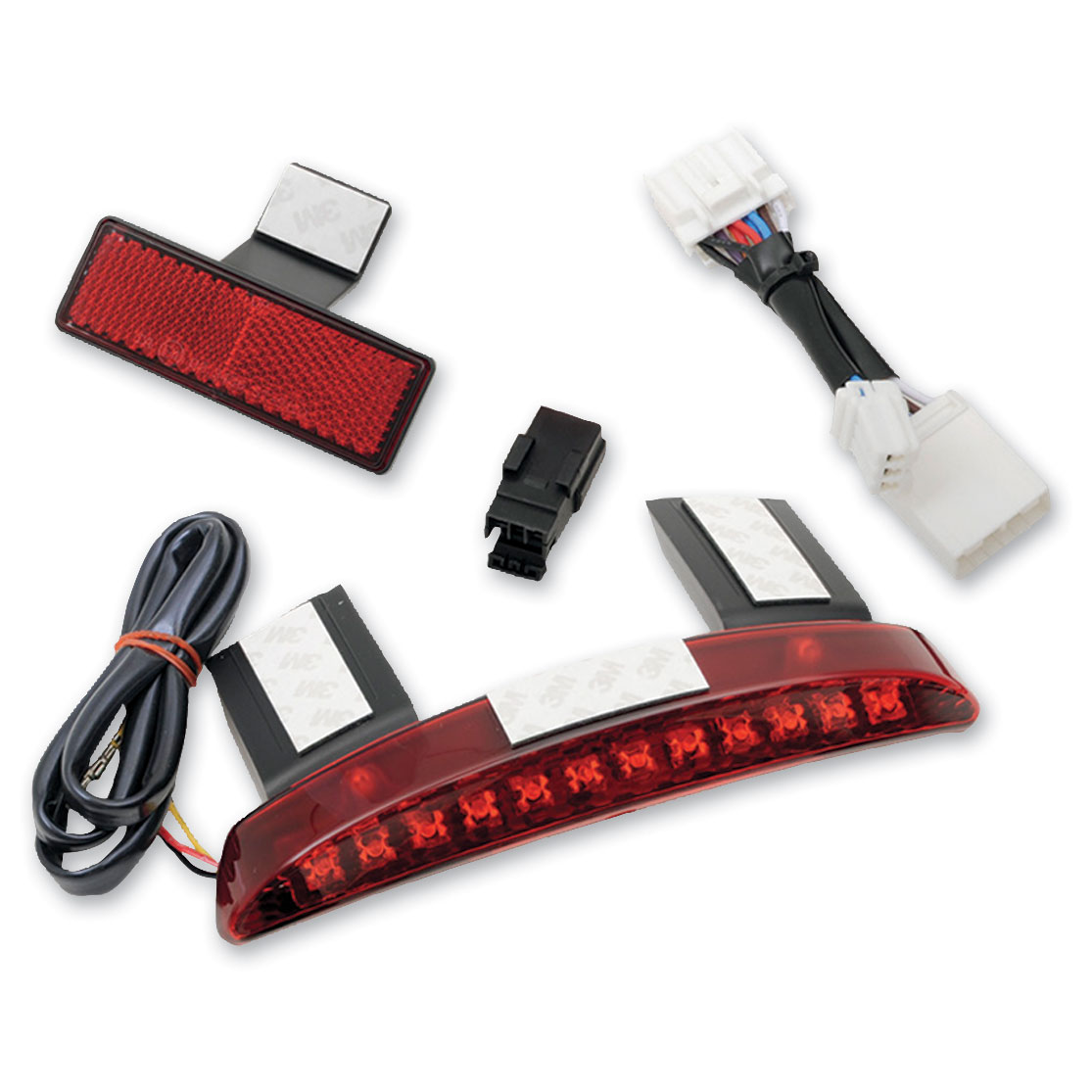 Drag Specialties LED Running Light/Brake Light Assemby