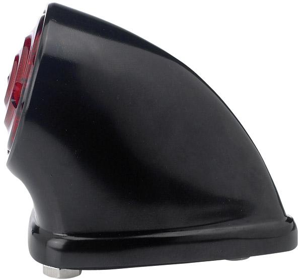 Biltwell Inc. Black Mako Taillight