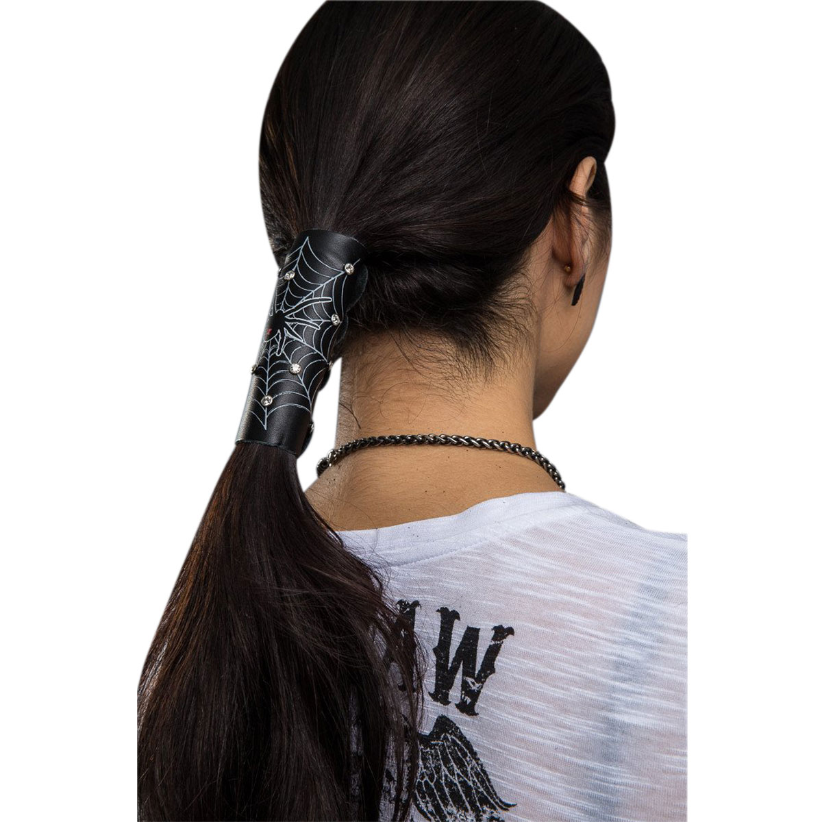 Enjoyable Hair Glove Spider Web Rhinestones Hair Glove 31466 Jpcycles Com Natural Hairstyles Runnerswayorg