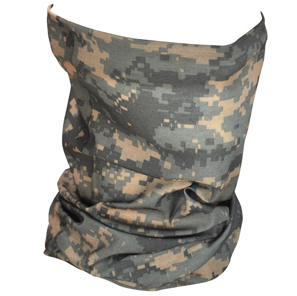 ZAN headgear Camo Motley Tube