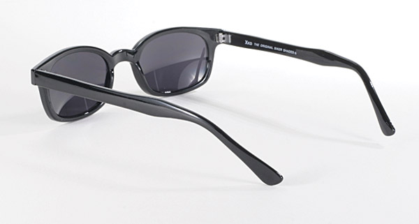 X-KD's Sunglasses with Dark Gray Lens