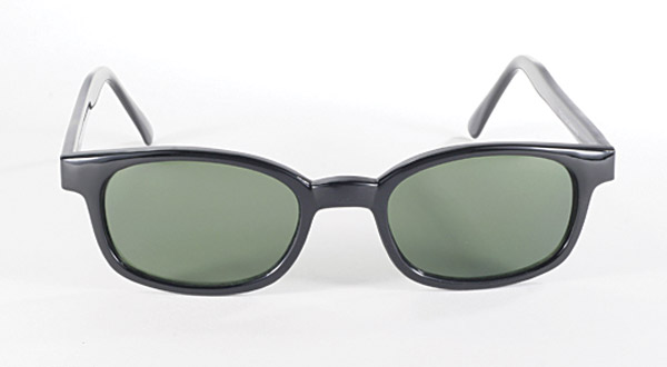 X-KD's Sunglasses with Dark Green Lens