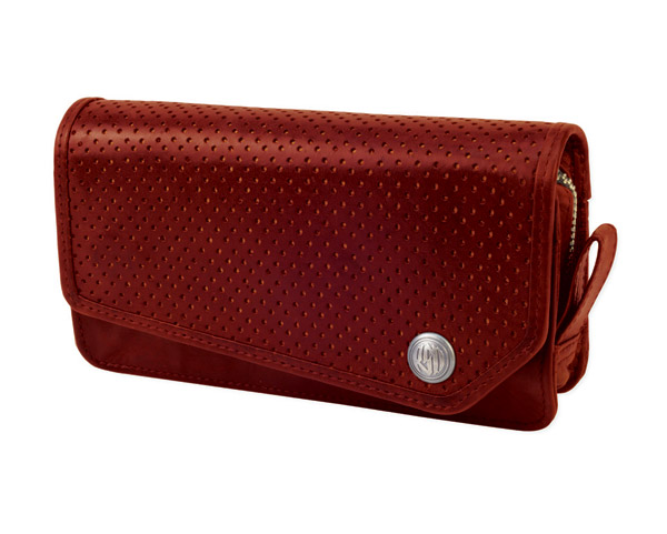 Roland Sands Design Maven Riders Oxblood Red Wallet