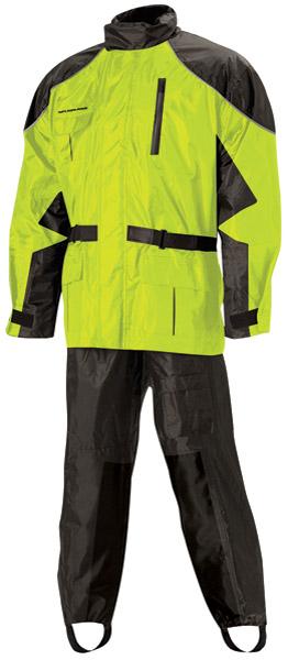 Nelson-Rigg AS-3000 Aston Hi Visibility 2-piece Rain Suit