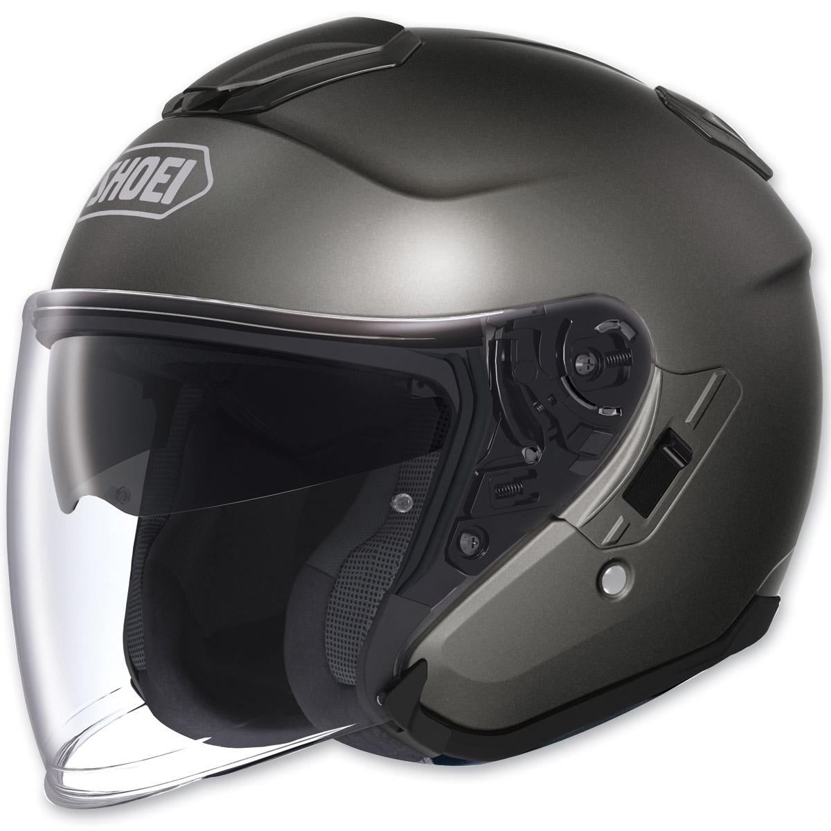 Shoei J-Cruise Open Face Anthracite Helmet