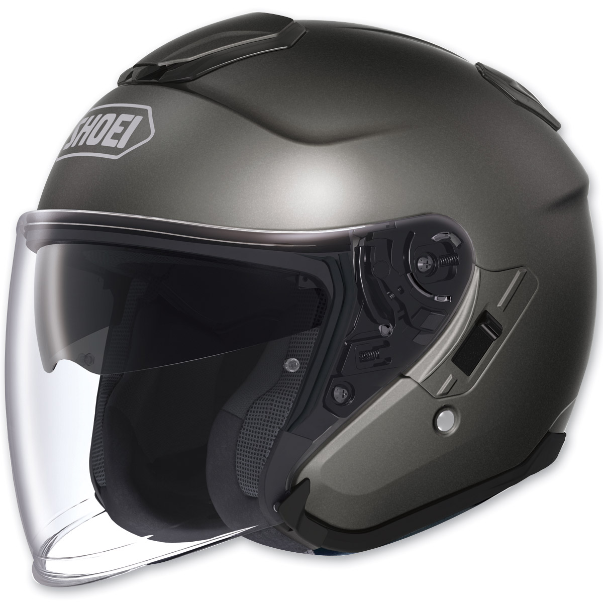 Shoei J-Cruise Open Face Anthracite Helmet