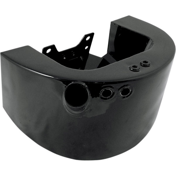 Gloss Black Oil Tank for Softail