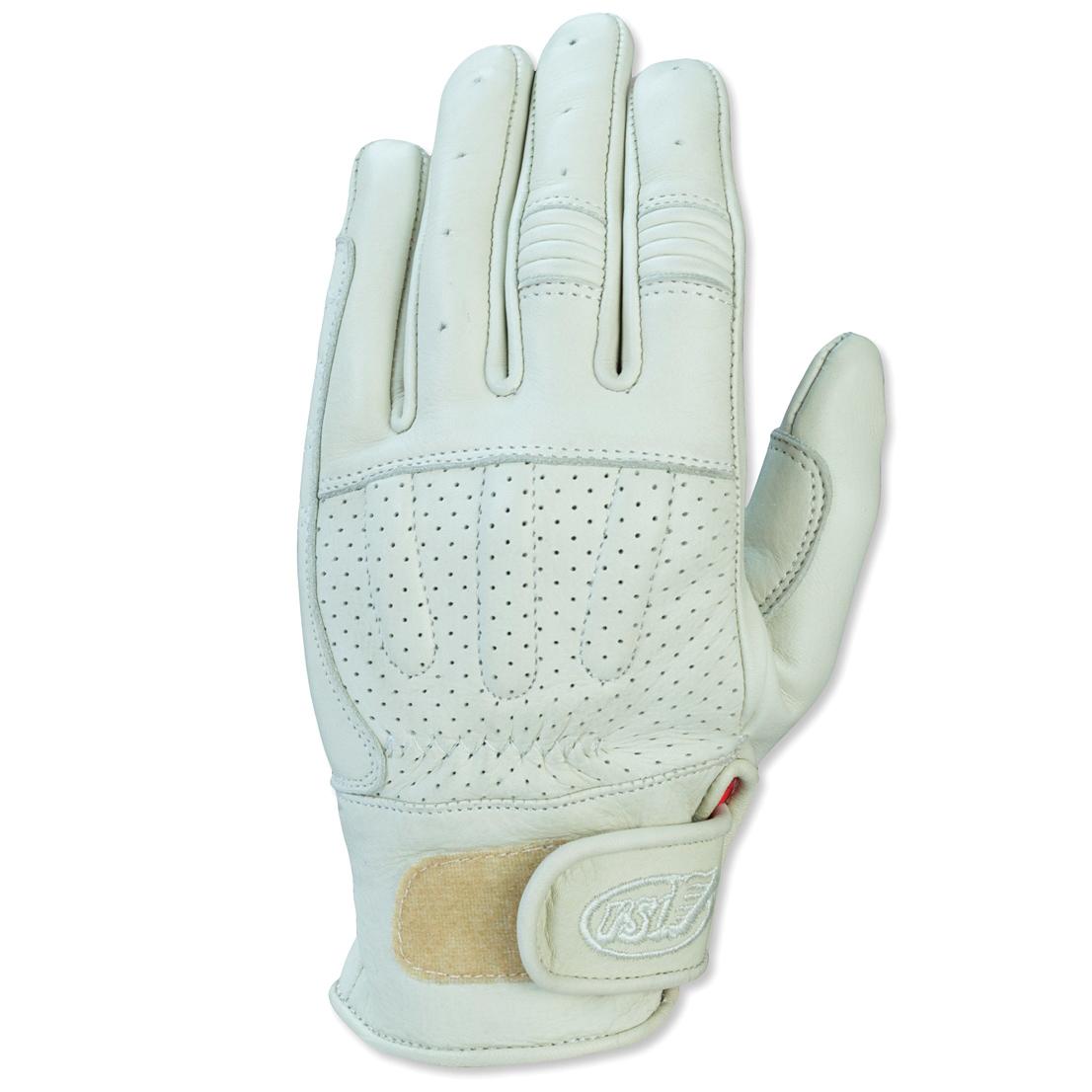 Roland Sands Design Barfly Men's Sand Leather Gloves