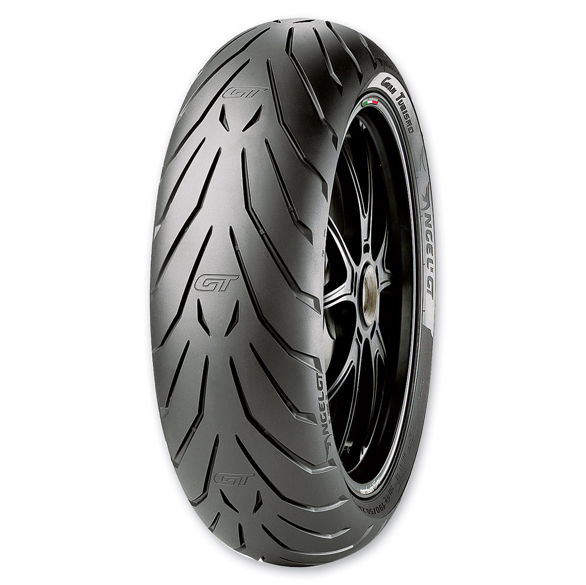 pirelli angel gt 190 55zr 17 rear tire 714 144 j p cycles. Black Bedroom Furniture Sets. Home Design Ideas