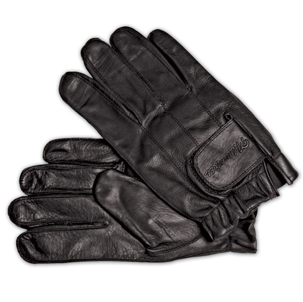 Carroll Leather Men's Gel Palm Gloves