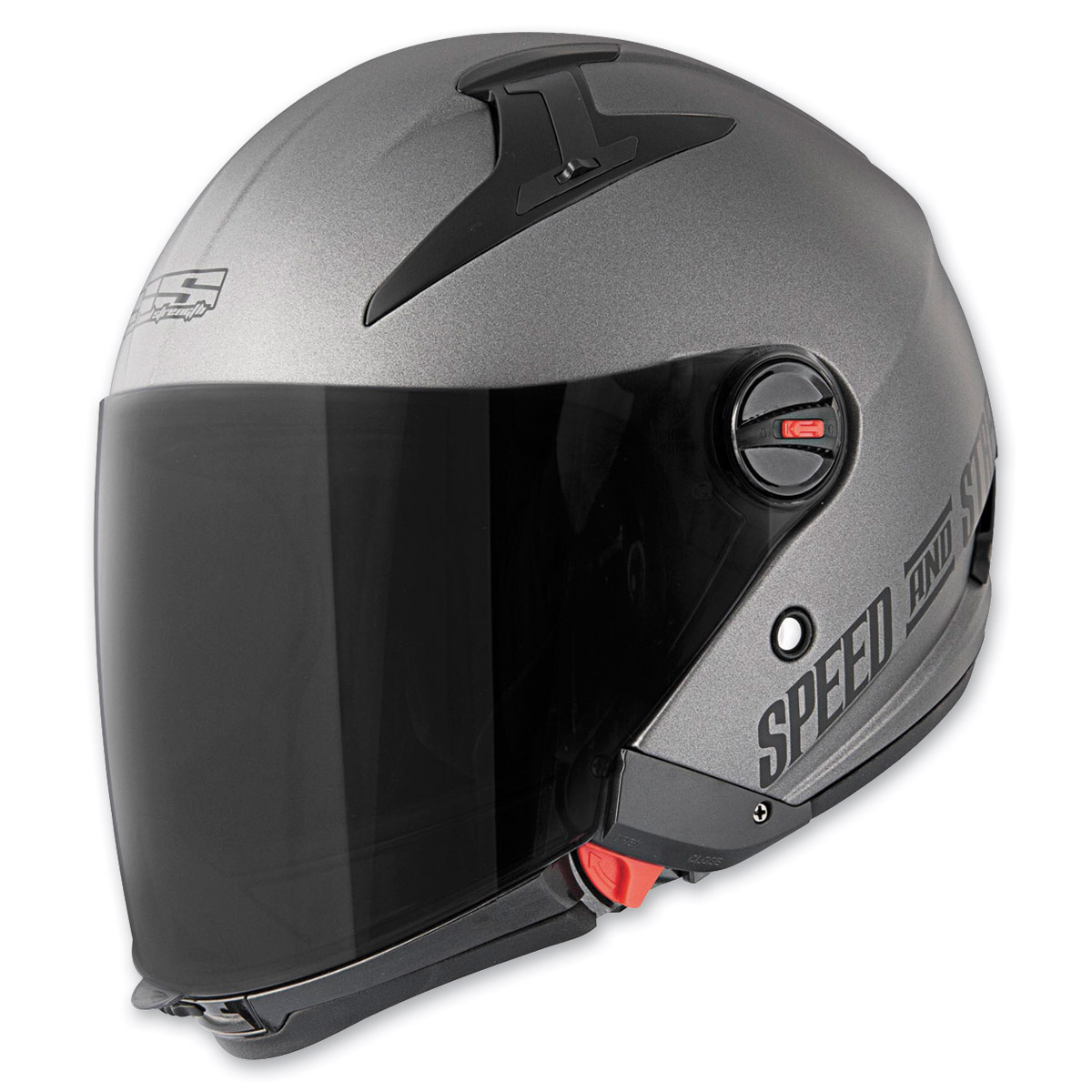 Speed and Strength SS2200 Spin Doctor Titanium Modular HelmetSpeed and Strength SS2200 Spin Doctor Titanium Modular Helmet