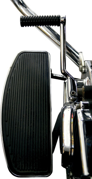 LA Choppers Extended Delrin Shift Peg
