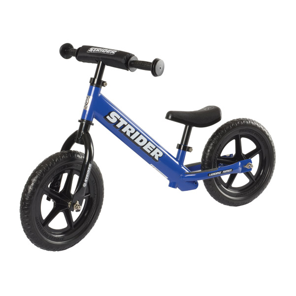 Strider Sports International Inc. Blue ST-4 No-Pedal Bike