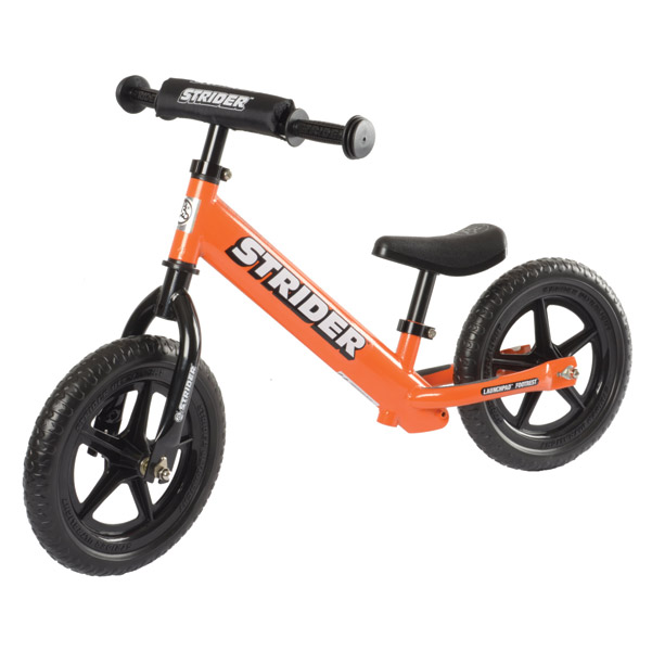 Strider Sports International Inc. Orange ST-4 No-Pedal Bike