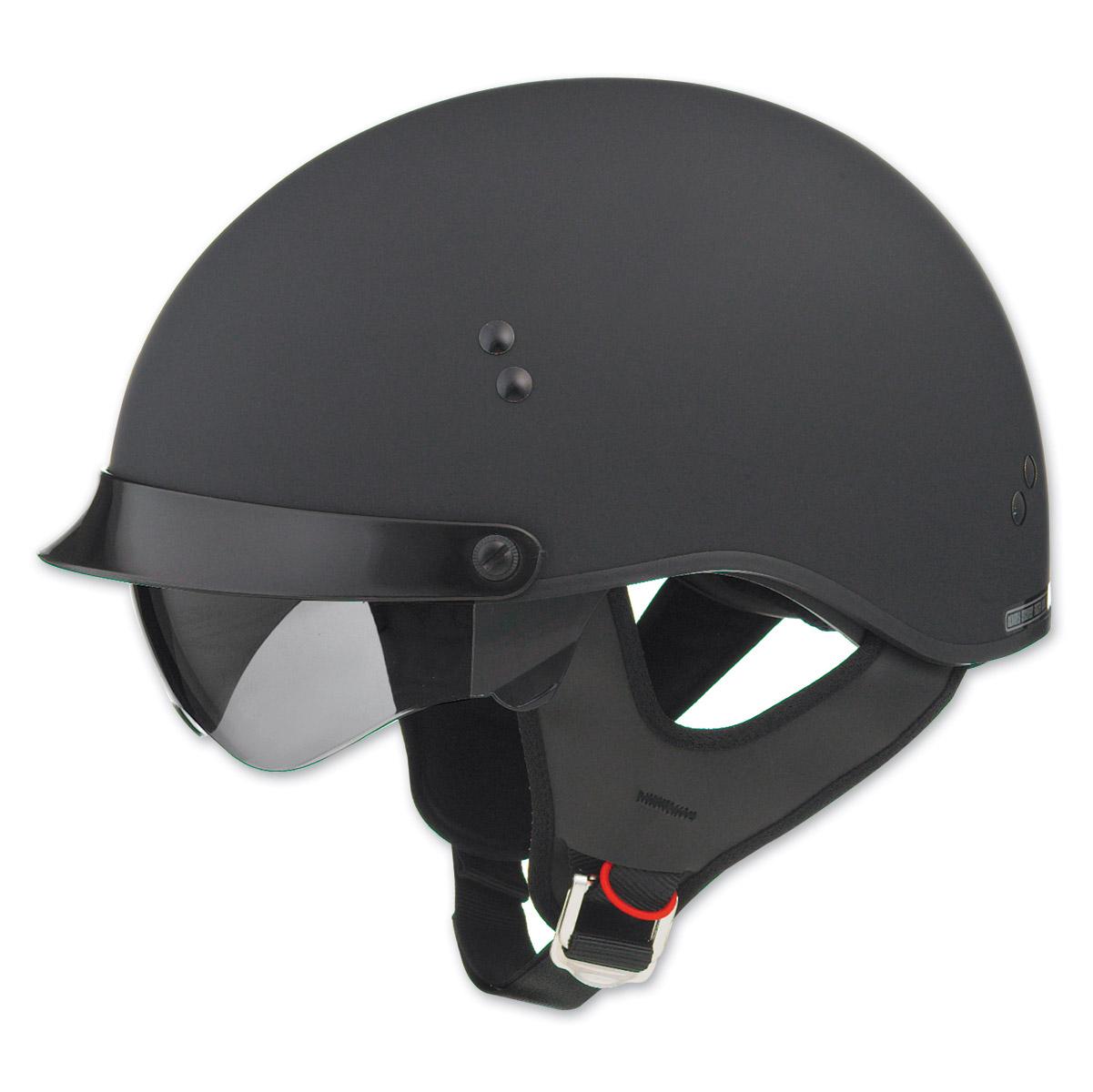 Motorcycle Half Helmets on Sale!