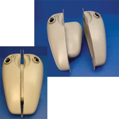 V-Twin Manufacturing 45″ Tank Set