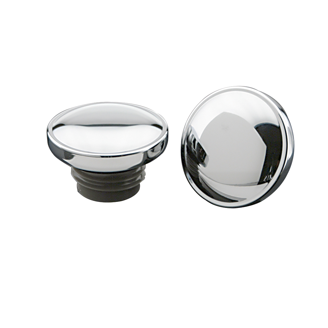 J&P Cycles® Replacement Stock Style Gas Caps