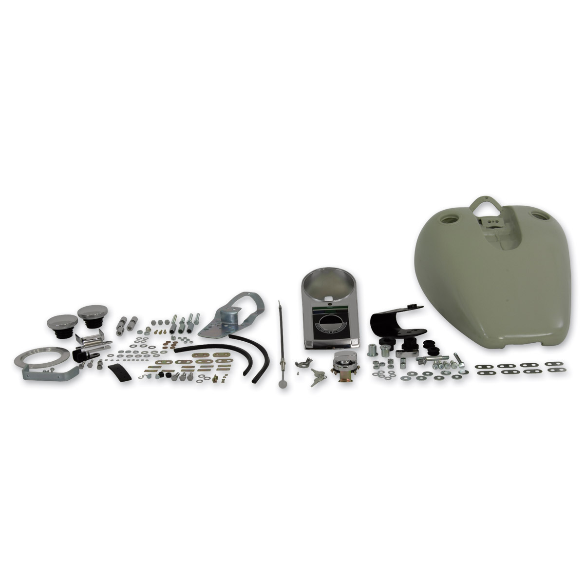 V-Twin Manufacturing E-Z Bob Tank Kits for Sportster - 38-0191