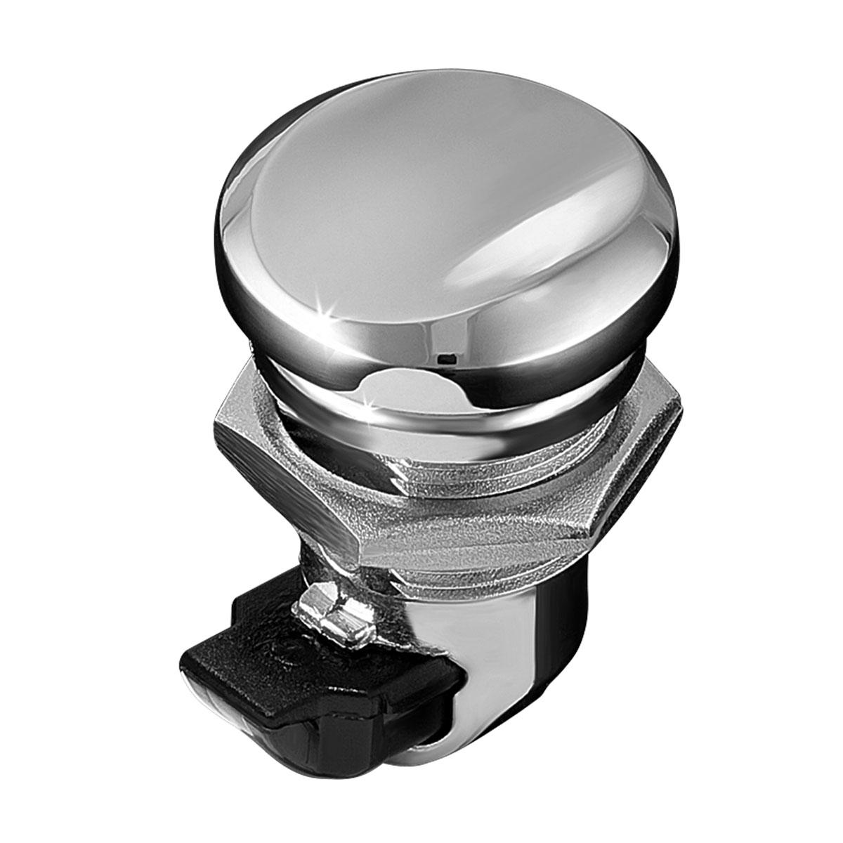 Kuryakyn Push Button Fuel Door Latch