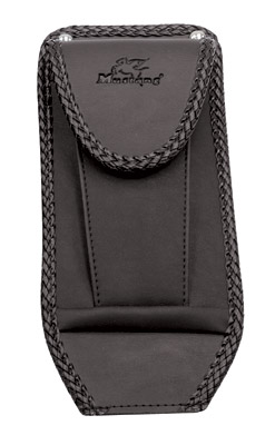 Mustang Tank Bib with Pouch for Softail