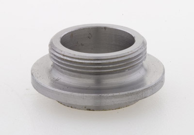 Pingel 22mm Steel Weld-on Petcock Bung