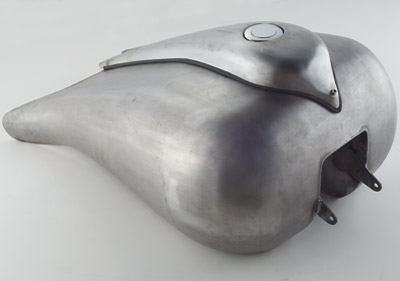 Paul Yaffe Originals Custom Stretched Gas Tank for Bagger