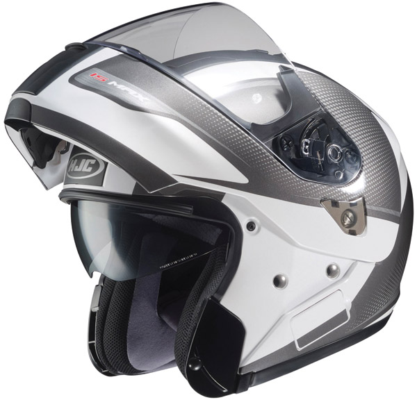 HJC Sprint IS-Max BT MC-10 Modular Helmet