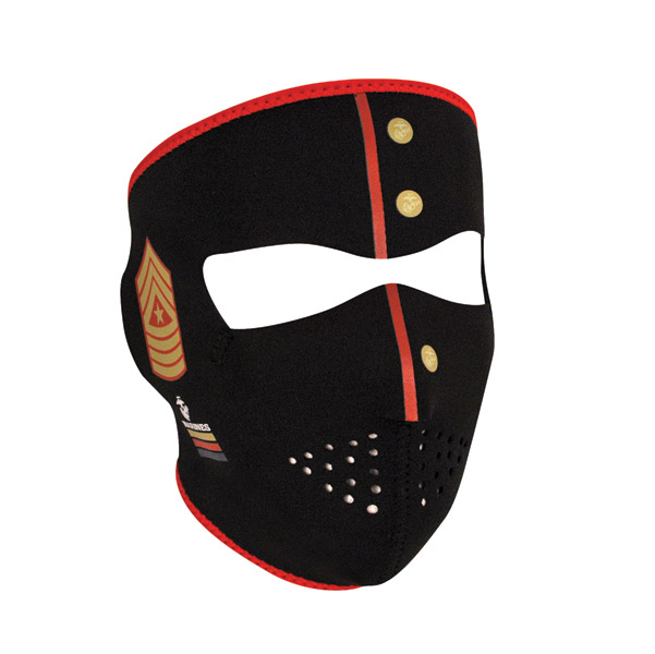 ZAN headgear U.S. Marine Corp Uniform Neoprene Mask