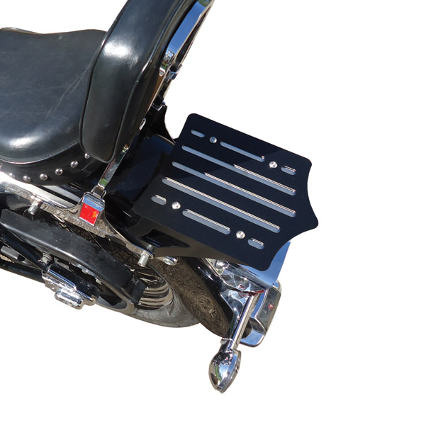 BDD Custom Slot Luggage Rack for Softail Models