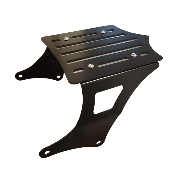 BDD Custom Slot Luggage Rack for Touring Models