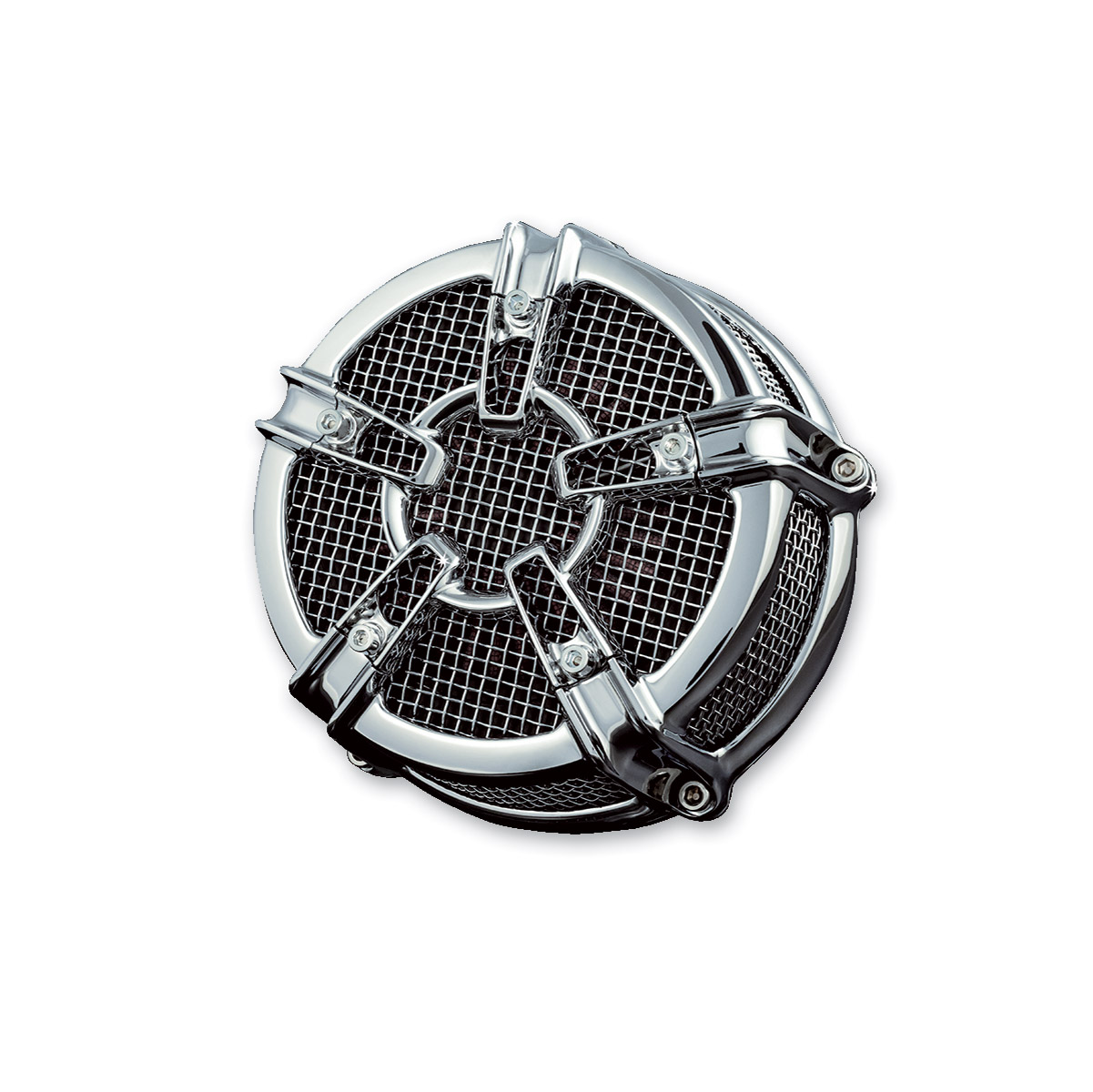 Kuryakyn Mach 2 Co-Ax Air Cleaner Assembly Only