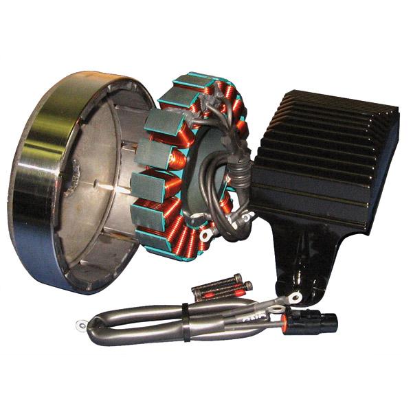 Cycle Electric Alternator Kit