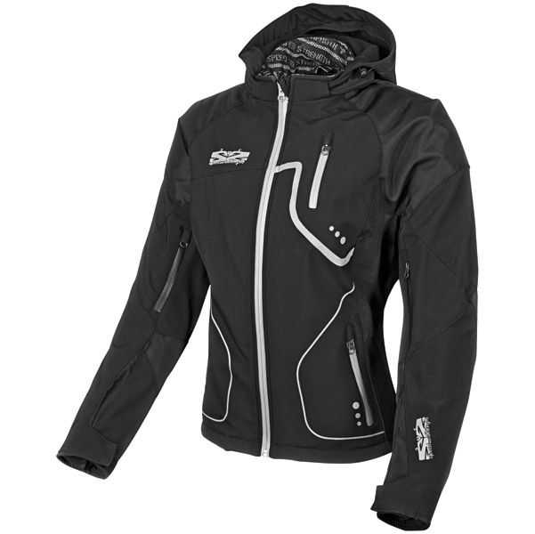 Speed and Strength Star Struck Armored Soft Shell Women's Jacket