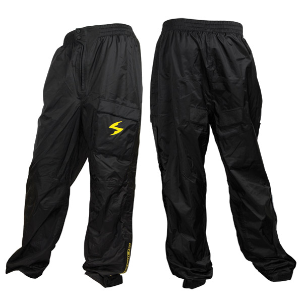 Scorpion EXO Barrier Men's Black Waterproof Pants