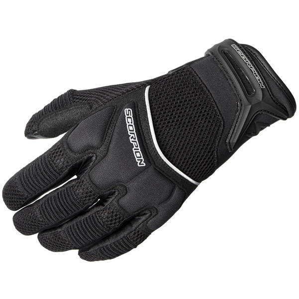 Scorpion EXO Men′s Coolhand II Black Gloves