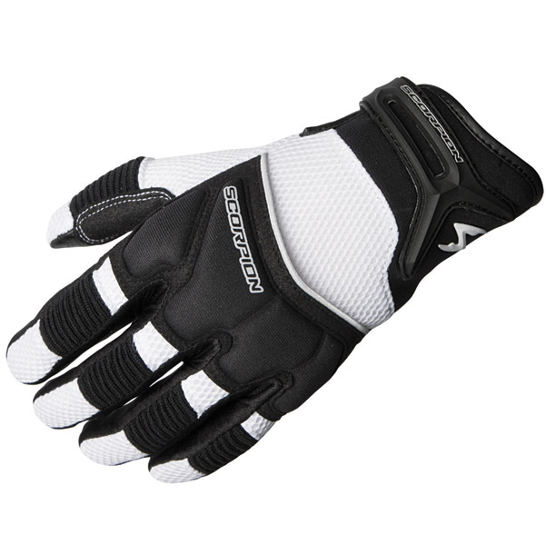 Scorpion EXO Men′s Coolhand II White Gloves