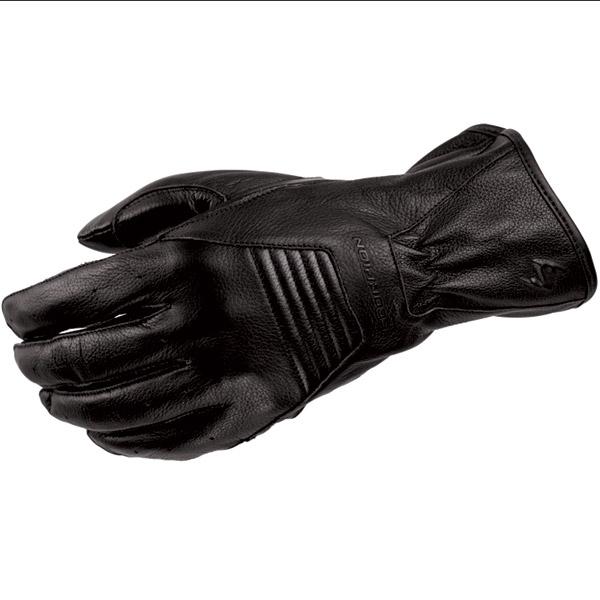 Scorpion EXO Men′s Full-Cut Black Leather Gloves